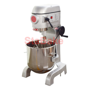 Planetary food mixer machine