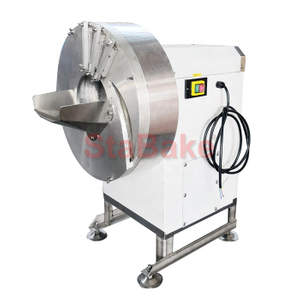 Commercial ginger cutting machine for ginger processing machine