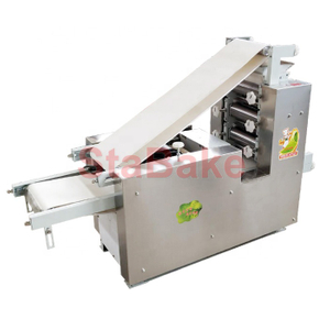 Factory directly Chapati making machine Arabic Bread Shawarma Making Equipment Price