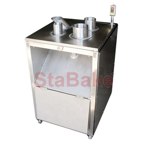 Fruit Banana Slicer Machine for Plantain Cutting